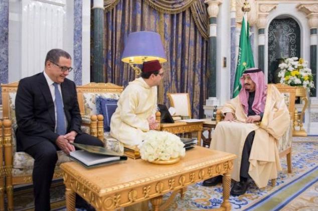 بوريطة وبوسعيد يحملان رسالة من الملك محمد السادس إلى العاهل السعودي