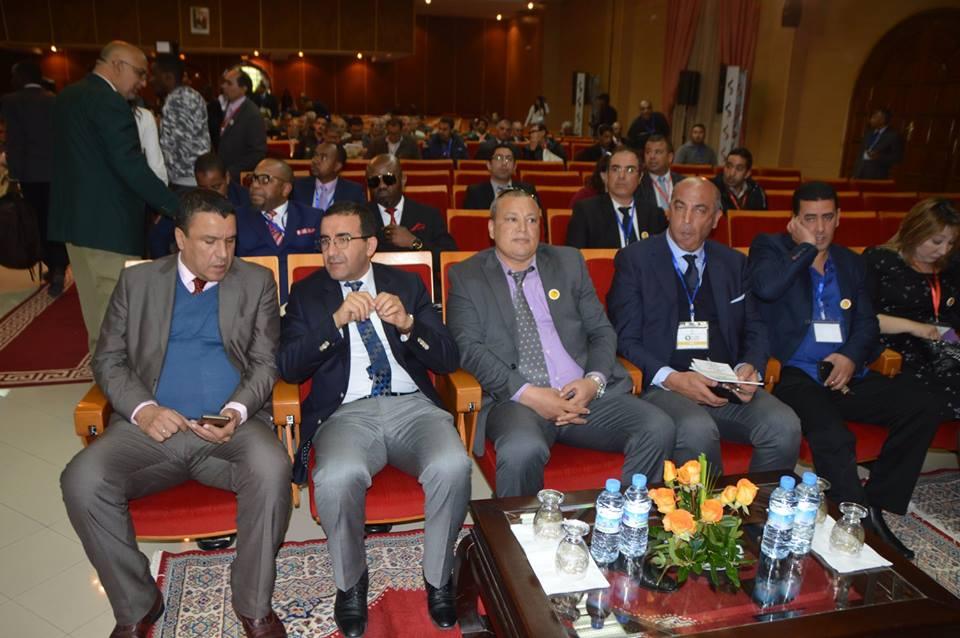 أول جمعية مدنية مغربية تحصل على العضوية بالاتحاد الإفريقي