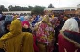 وقفة احتجاجية أمام مستشفى طانطان وسكان يصفونه بـ«المقبرة»