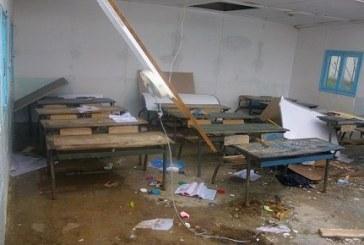 لجنة رفيعة تحقق في سقوط سقف مدرسة التهمت 400 مليون بطنجة