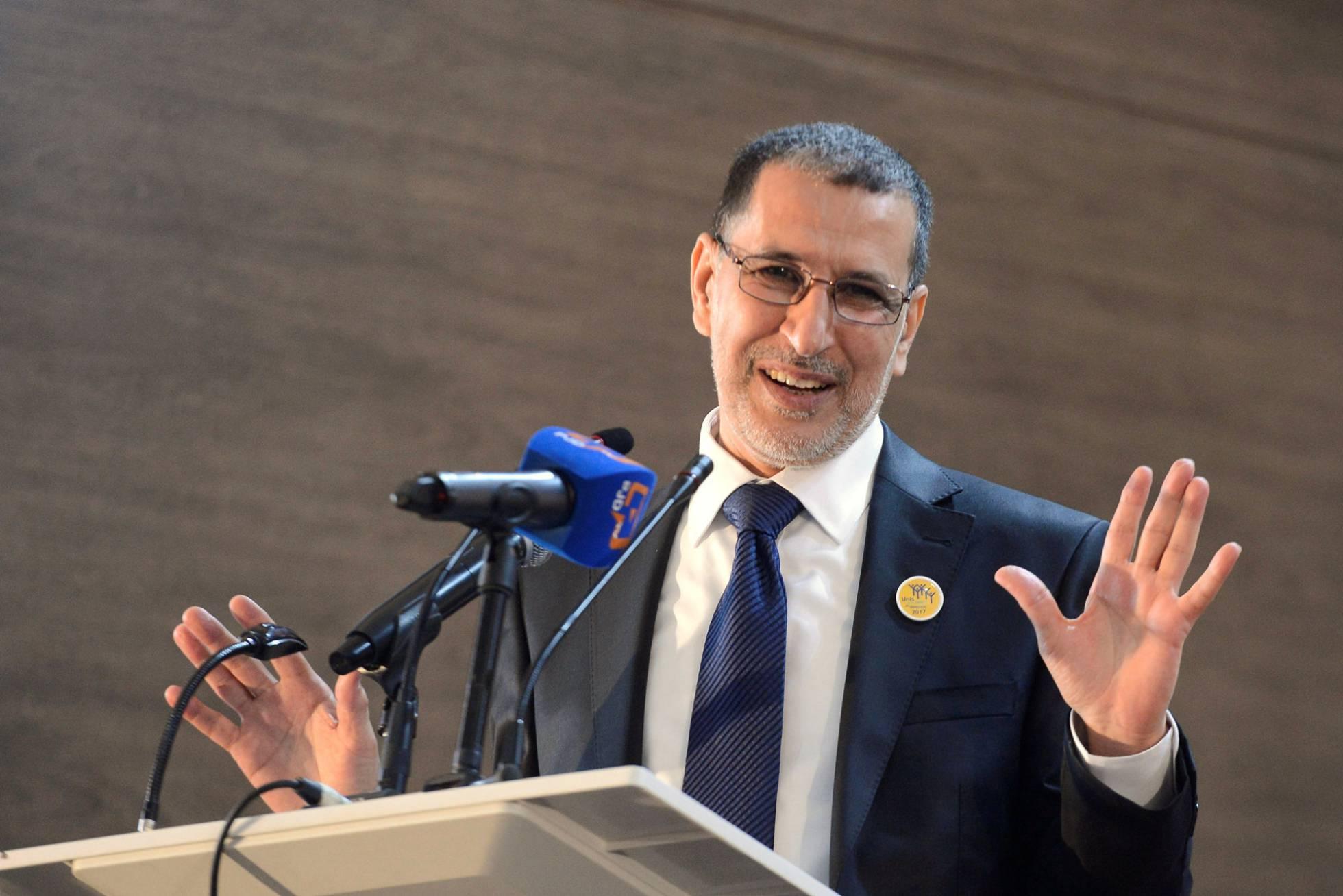 إعلان العثماني عن متابعة العديد من المسؤولين المتورطين في الفساد