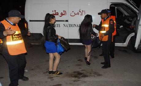حملات أمنية على أوكار الدعارة بطنجة تسقط 11 ممارسة للبغاء