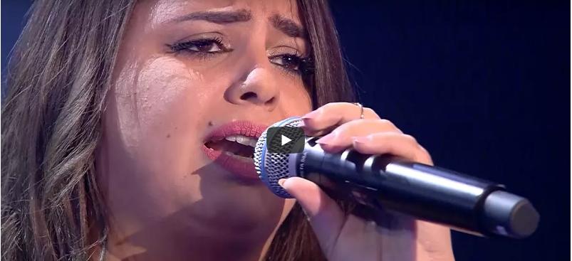 بالفيديو: المغربية ساجدة الخطابي تبهر لجنة لحكام MBCTheVoice