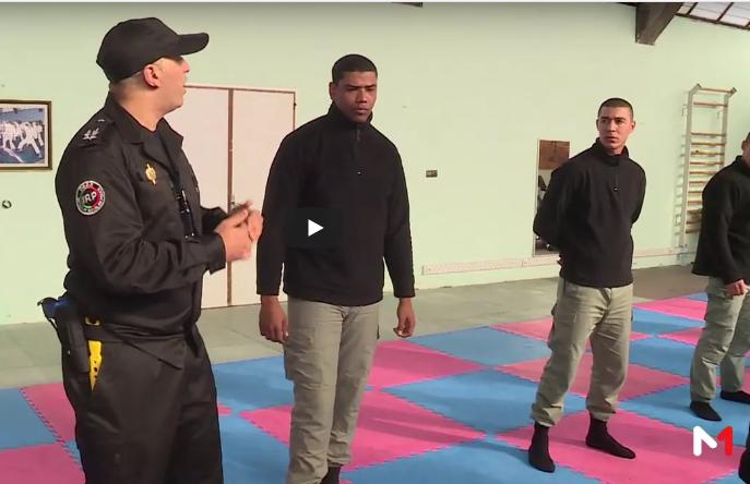 كيف يتدرب رجال الأمن على المواجهات المباشرة مع المجرمين؟