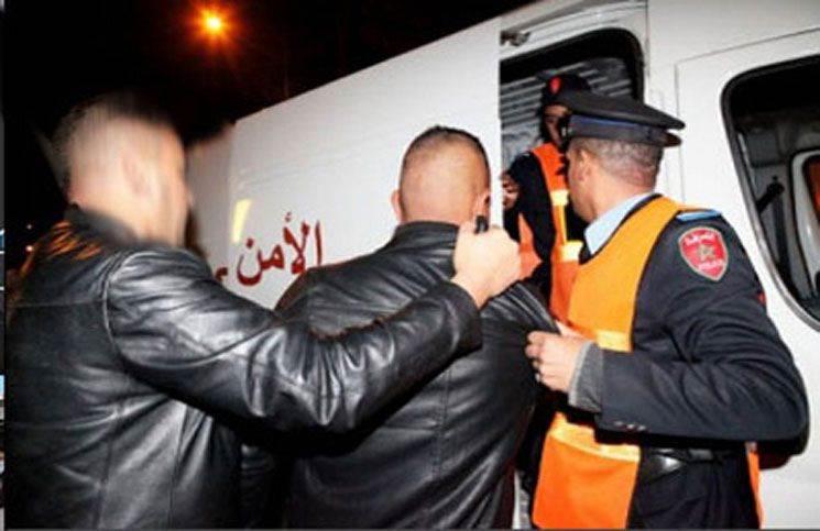 صورة 13 سنة حبسا لكوميسير ممتاز بسلا ومقاول وسمسارين متهمين بالاحتجاز والاختطاف والرشوة