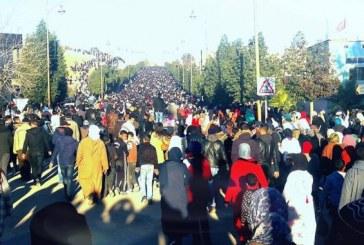وزارة الداخلية تكشف حقيقة صور أحداث جرادة