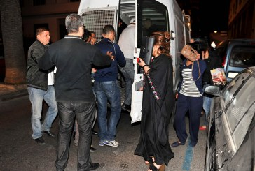 توقيف شبان وفتيات داخل ملهى ليلي بطنجة بسبب تحوز الكوكايين وضمنهم شرطي مزيف
