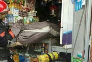 تيفلت تستفيق على وقع جريمة قتل مراهق خنقا داخل محله التجاري