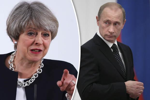 صورة رسميا …بريطانيا تقاطع كأس العالم و تطرد 23 دبلوماسياً روسياً !