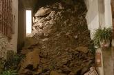 مواطنون يعيشون لحظات مرعبة بعد محاصرة كميات من الأتربة لمنازلهم بطنجة