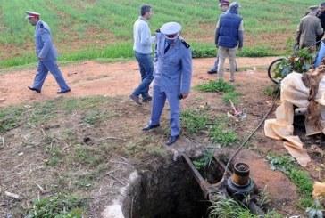 اعتقال فتاتين كانتا برفقة دركي عثر عليه جثة هامدة في قعر بئر بضواحي مراكش