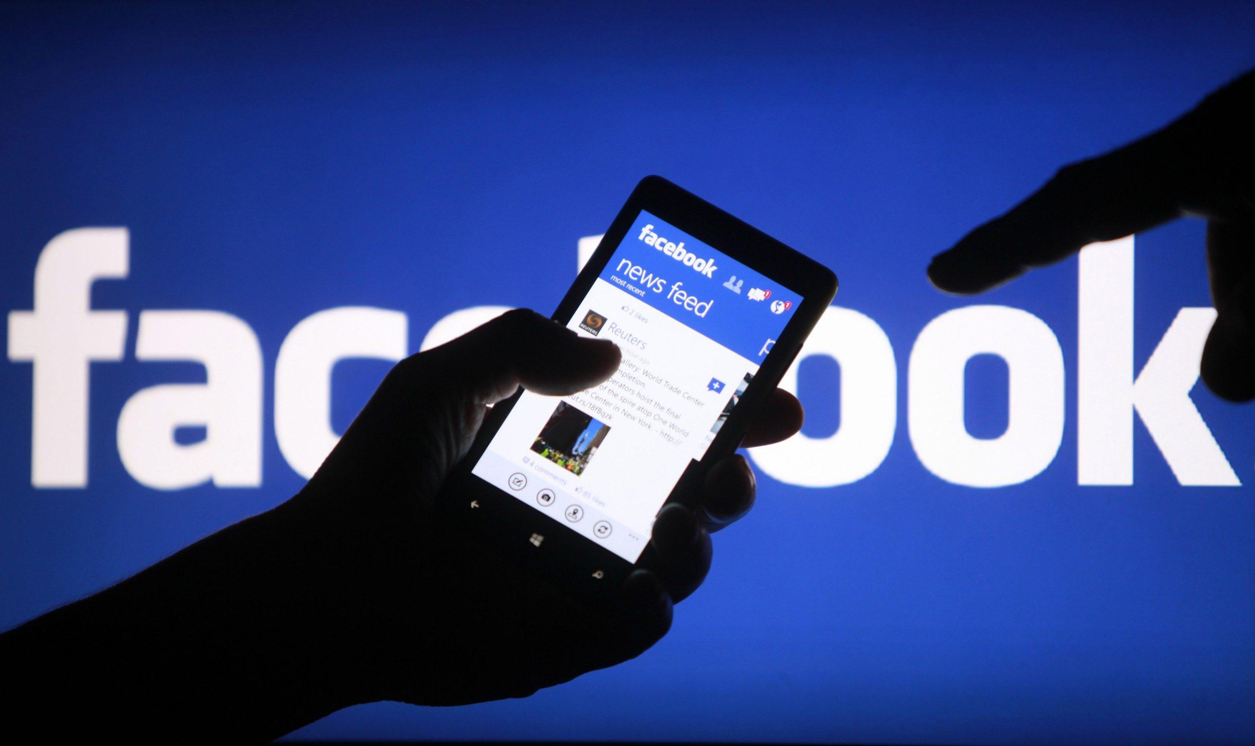 """صورة فايسبوك يؤسس مركزا لمحاربة """"الأخبار الزائفة"""""""
