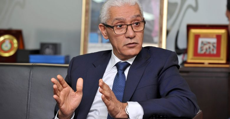 صورة الطالبي العلمي:المغرب يتأسف للخيانة التي تعرض لها، ويترشح لاحتضان 2030 بتعليمات ملكية
