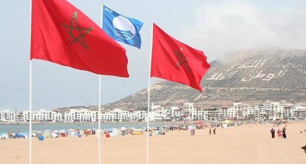 صورة غياب «اللواء الأزرق» يهدد السياحة بأكادير