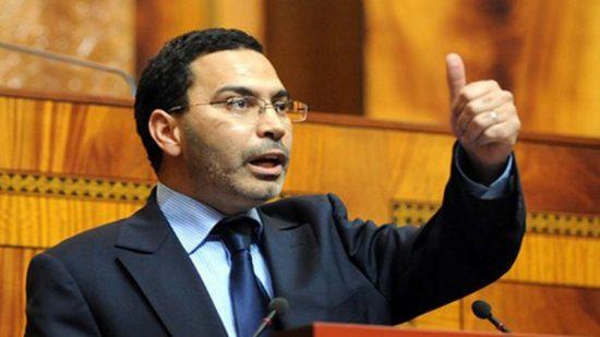 """صورة الخلفي يفرض عضوا من """"البيجيدي"""" مديرا للشؤون البرلمانية بوزارته"""