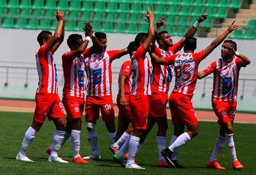 صورة حسنية أكادير يتعاقد مع لاعبين فلسطينيين
