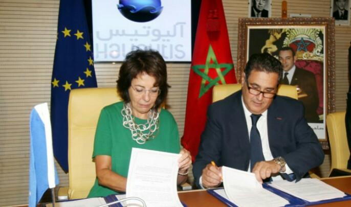 صورة بروتوكول جديد للصيد البحري بين المغرب والاتحاد الأوربي