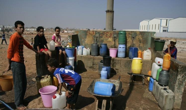 صورة آسفي…العطش يضرب 22 جماعة قروية بعد فشل مشروع موله البنك الدولي