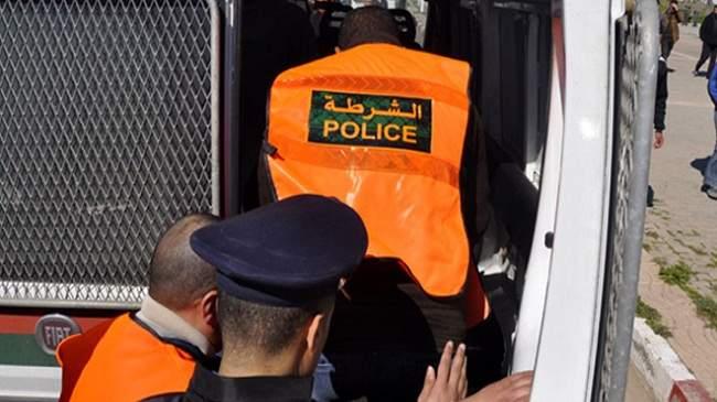 صورة الحبس لشرطي متهم بالسرقة والعنف ضد موقوف بالصويرة
