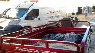 """صورة سائق """"تريبورتور"""" بسيدي سليمان يختطف مستخدمة ويسبب لها نزيفا بالدماغ"""