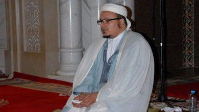 """صورة الشيخ القزابري يفتخر بـ""""أمجون"""" ويهاجم دعاة الدارجة"""