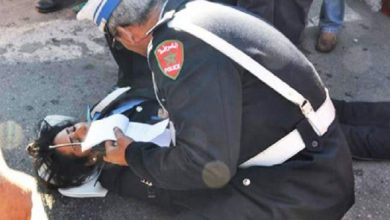صورة «ساعة العثماني» تتسبب في الاعتداء على ضابطة أمن بالخميسات
