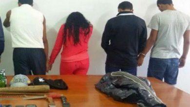 صورة الأمن يطيح بعصابة سرقت مجوهرات و80 مليون بفيلا في تمارة