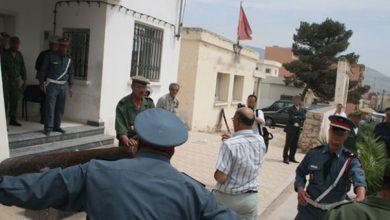 صورة درك برشيد يفك لغز سرقة 48 مليونا من مستخدم بمحطة الوقود