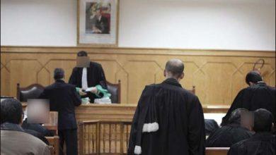 صورة محاكمة برلماني متهم بتعنيف والدته ورميها بالشارع