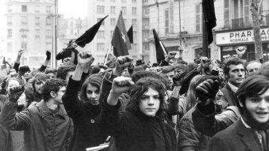 صورة أحداث 68 بفرنسا..مغاربة عاشوا أحداث ماي قبل نصف قرن وهكذا انتقم الثوار من الاستعمار