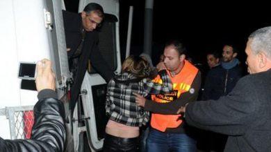 صورة اعتقال صاحبة فندق بسيدي سليمان متهمة بهتك العرض والتغرير بقاصر