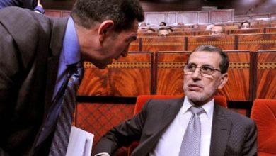 """صورة عمادة كلية الحقوق أكدال تشعل الخلاف بين أمزازي و""""البيجيدي"""""""