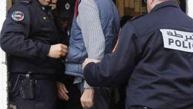 صورة توقيف إسباني بتطوان فر من السجن بعد إدانته بجرائم القتل ودخل المغرب بهوية مزورة
