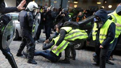 """صورة الأمم المتحدة تطالب بالتحقيق في العنف الممارس ضد محتجي """"السترات الصفراء"""""""