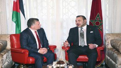 صورة المغرب والأردن يجددان دعمهما للشعب الفلسطيني لاسترجاع حقوقه المشروعة