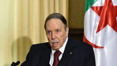 صورة رسميا.. استقالة الرئيس الجزائري بوتفليقة