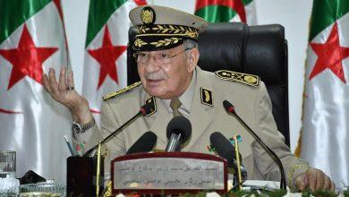 """صورة وزارة الدفاع الجزائرية تؤكد نهب """"مبالغ خيالية"""" من المال العام"""