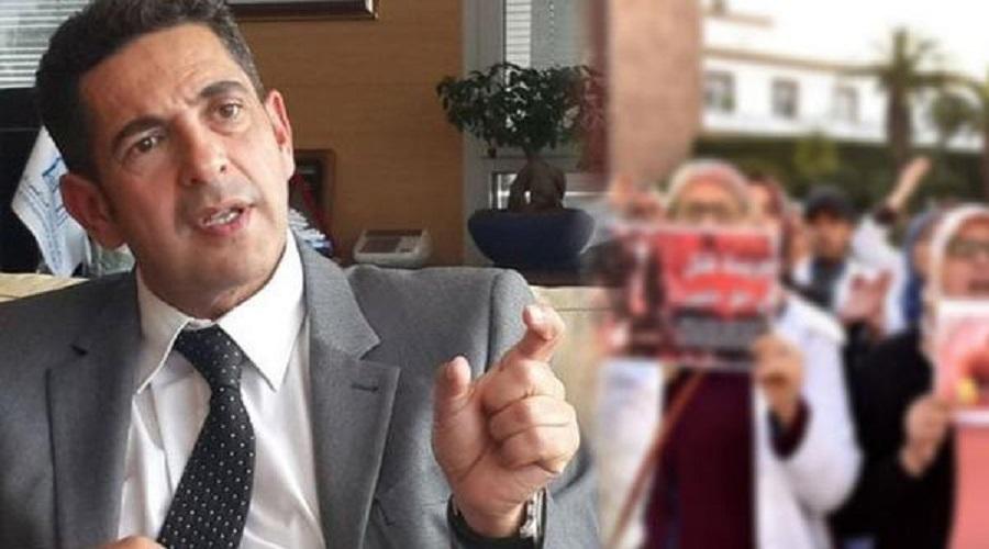 الأساتذة الجامعيون ينتفضون ضد أمزازي - الأخبار جريدة إلكترونية مغربية مستقلة