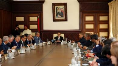 صورة حكومة العثماني تتلكأ في تنفيذ الإتفاق الإجتماعي