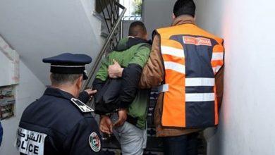 صورة شخص يقتل والدته بشاقور في تيفلت والأمن يلقي عليه القبض