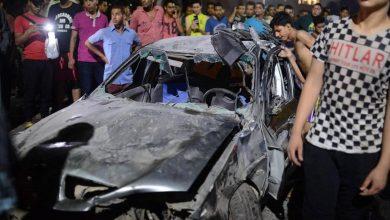 """صورة الداخلية المصرية تؤكد أن انفجار القاهرة """"عمل إرهابي"""""""