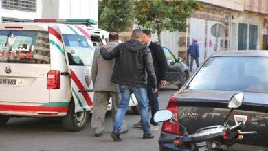 صورة اعتقال قاض بتهمة تسلم رشوة من سيدة بأكادير