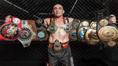 صورة مصرع بطل العالم في الملاكمة بعد إطلاق النار عليه