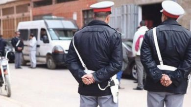 صورة اعتقال خلية تابعة للكتائب الإلكترونية لـ«البيجيدي» بفاس