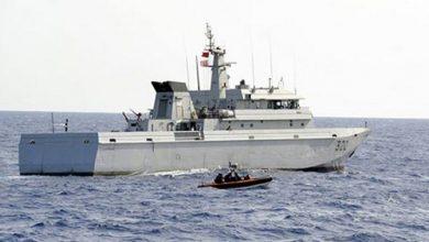 صورة البحرية الملكية تحبط عمليتين كبيرتين لتهريب المخدرات