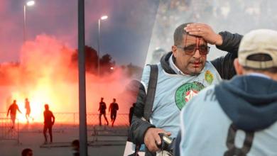 صورة اعتقال 13 شخصا على خلفية أحداث شغب مباراة الرجاء والجيش