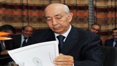 صورة جطو يحيل ملفات رؤساء جماعات على رئاسة النيابة العامة