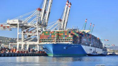 صورة ارتفاع المبادلات التجارية عبر الموانئ ب 5.5 في المائة إلى حدود 21 أبريل الجاري
