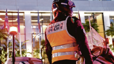 صورة اعتقال فتاتين بتطوان بتهمة تسفيه مجهودات الطوارئ