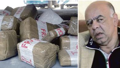 صورة اعتقال مستشار نافذ ضمن شبكة لترويج المخدرات